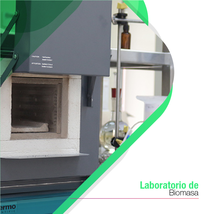 LABORATORIO DE BIOMASA