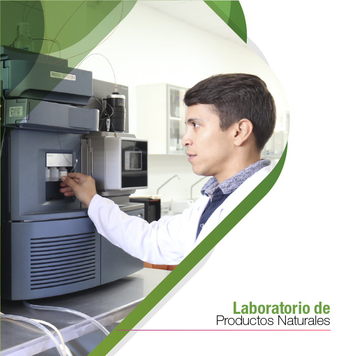 LABORATORIO DE PRODUCTOS NATURALES